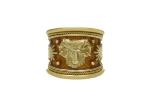 Aries-Zodiac-tapered-templar-ring-ZNE58