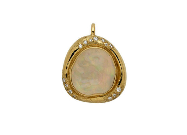 Baroque-water-opal-pendant-set-with-diamonds-PEN24788