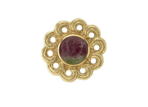 Bi-Colour-tourmaline-lady_s-head-PIN25517