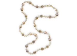 Biwa-coin_-chinese-freshwater-and-cream-cultured-pearl-necklace-NSP26462