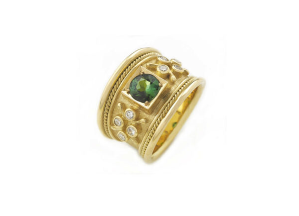 Blue-green-tourmaline-and-diamond-templar-band-TTS23245