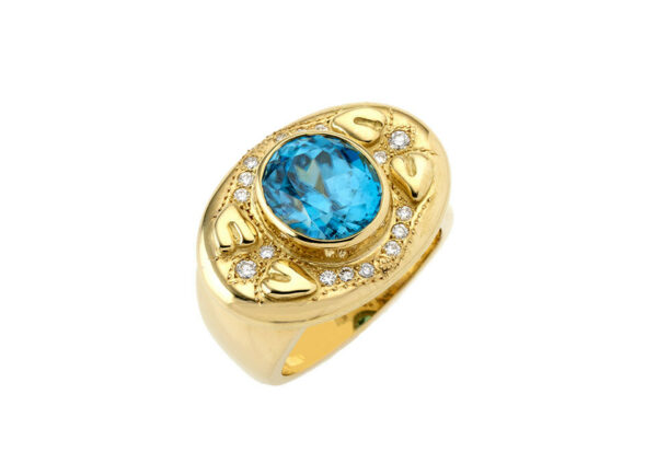 Blue-zircon-_-myrtle-leaves-ring-MIS25969