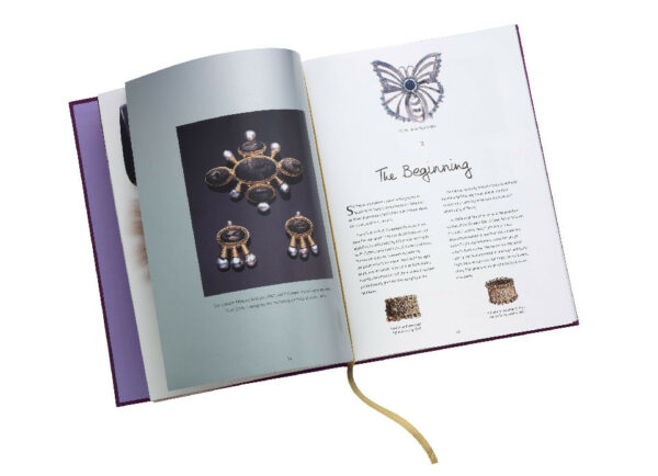 A Book of Unique Jewellery Design; jewellery design book; fine jewellery London