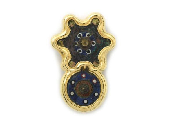 Elizabeth_Gage_Fortuna_Roman_Bronze_Molten_Pin_PIN24997
