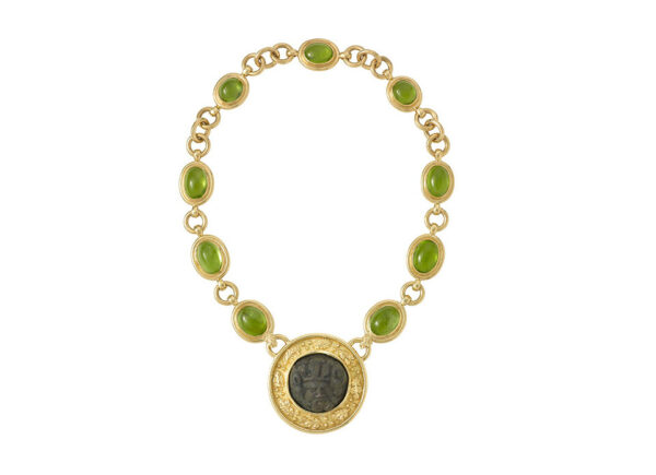 Elizabeth_Gage_Peridot_Necklace_NMS24626