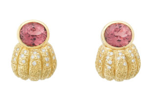 Elizabeth_Gage_Pink_Tourmaline_Earrings_EMS25862