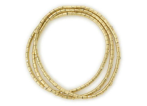 Elizabeth_Gage_Planished_Tube_Necklace_Diamonds_NMS25991
