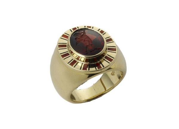 Garnet-Intaglio-ring-ORV15433