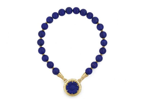 Lapiz-Lazuli-beaded-necklace-NMS24480-600×434
