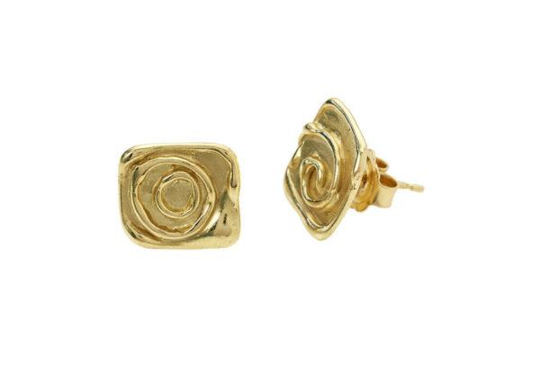 Molten-gold-stud-EMS-26129