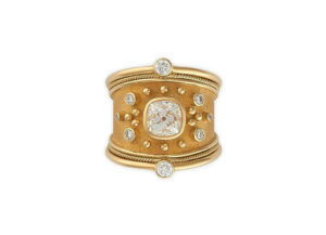 Old-Cut-Diamond-Tapered-Templar-Ring-TTS26638
