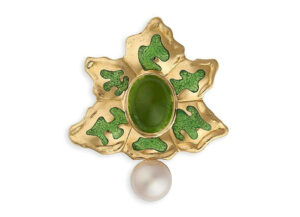 Peridot-Pearl-and-Enamel-Pendant-PEN24190