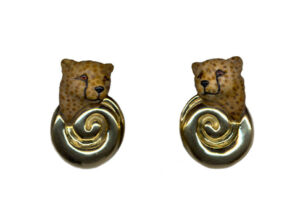 Petrified-palm-tree-cheetah-heads-with-18ct-yellow-gold-swirls-EMS25430