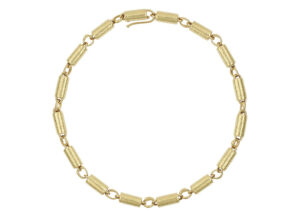 Planished-gold-tubes-and-molten-links-necklace-NAG25024