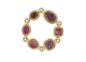 Rubellite-cabachons-bracelet-BMS20620