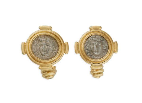 Silver-Drachm-Coin-Cufflinks-CUF26249
