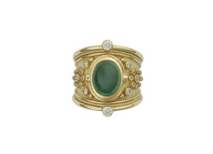 oval-cabachon-Tsavorite-tapered-templar-ring-with-diamonds-TTS26637
