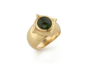 Moldavite Ring MIS26717_960px
