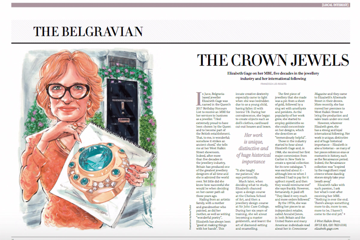 Belgravia Residents' Journal September 2017