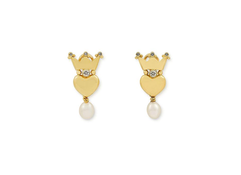 Love and Loyalty Earrings