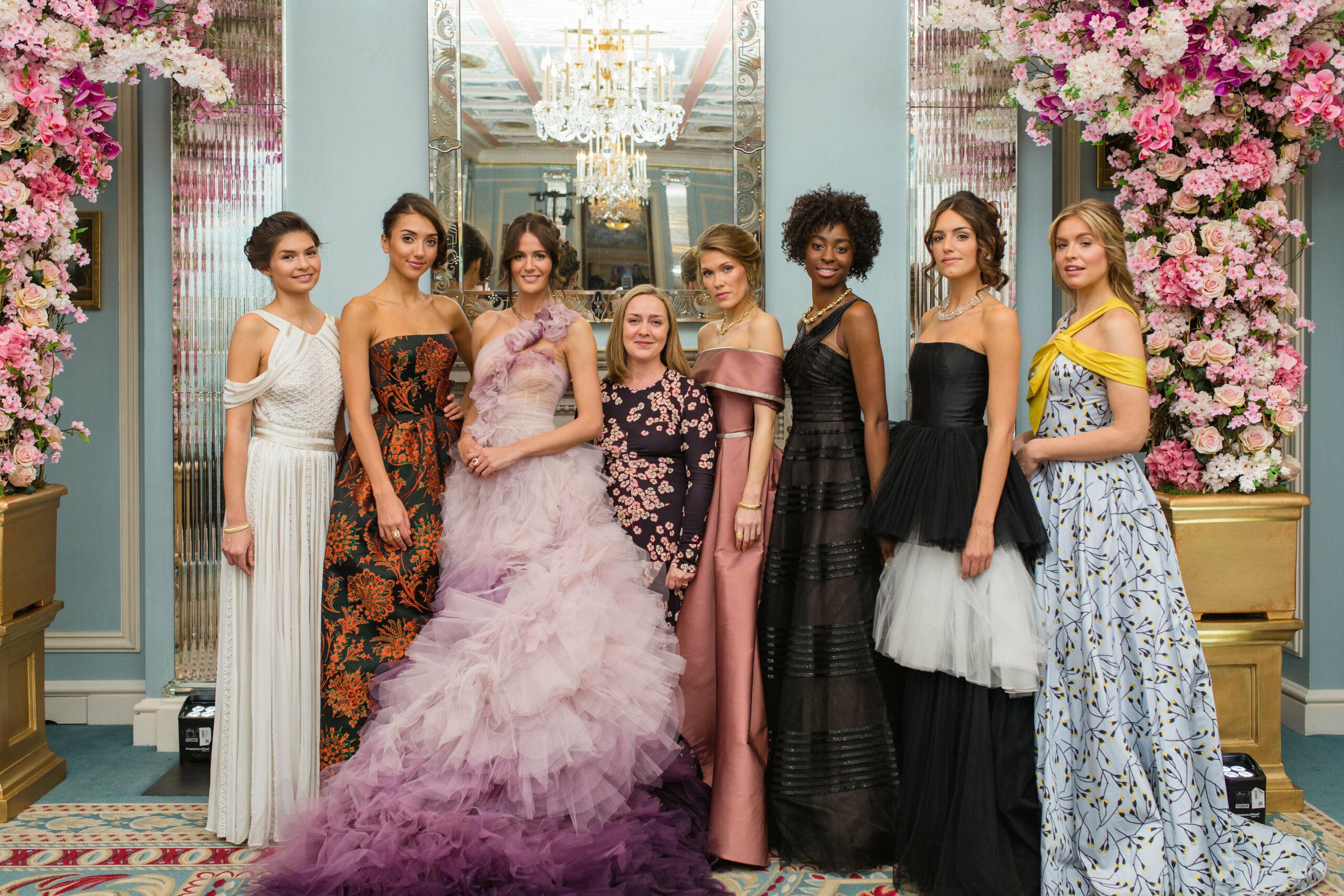 Elizabeth Gage partners with Brides in Belgravia