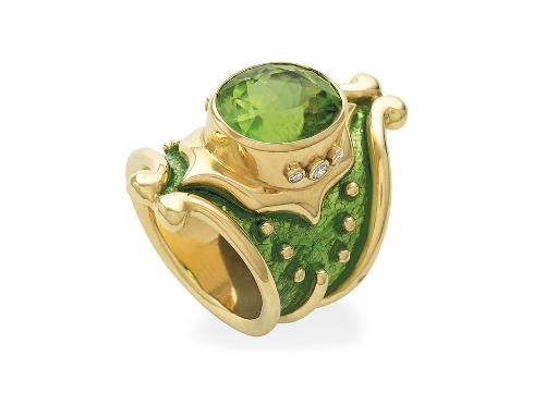 Elizabeth's Green Collection