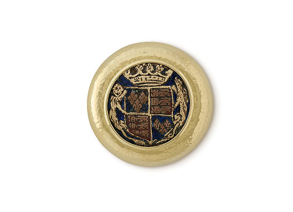 The 'Heraldic' Pin
