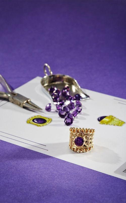 bespoke jewellery is ready