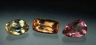 topaz can come in different colours
