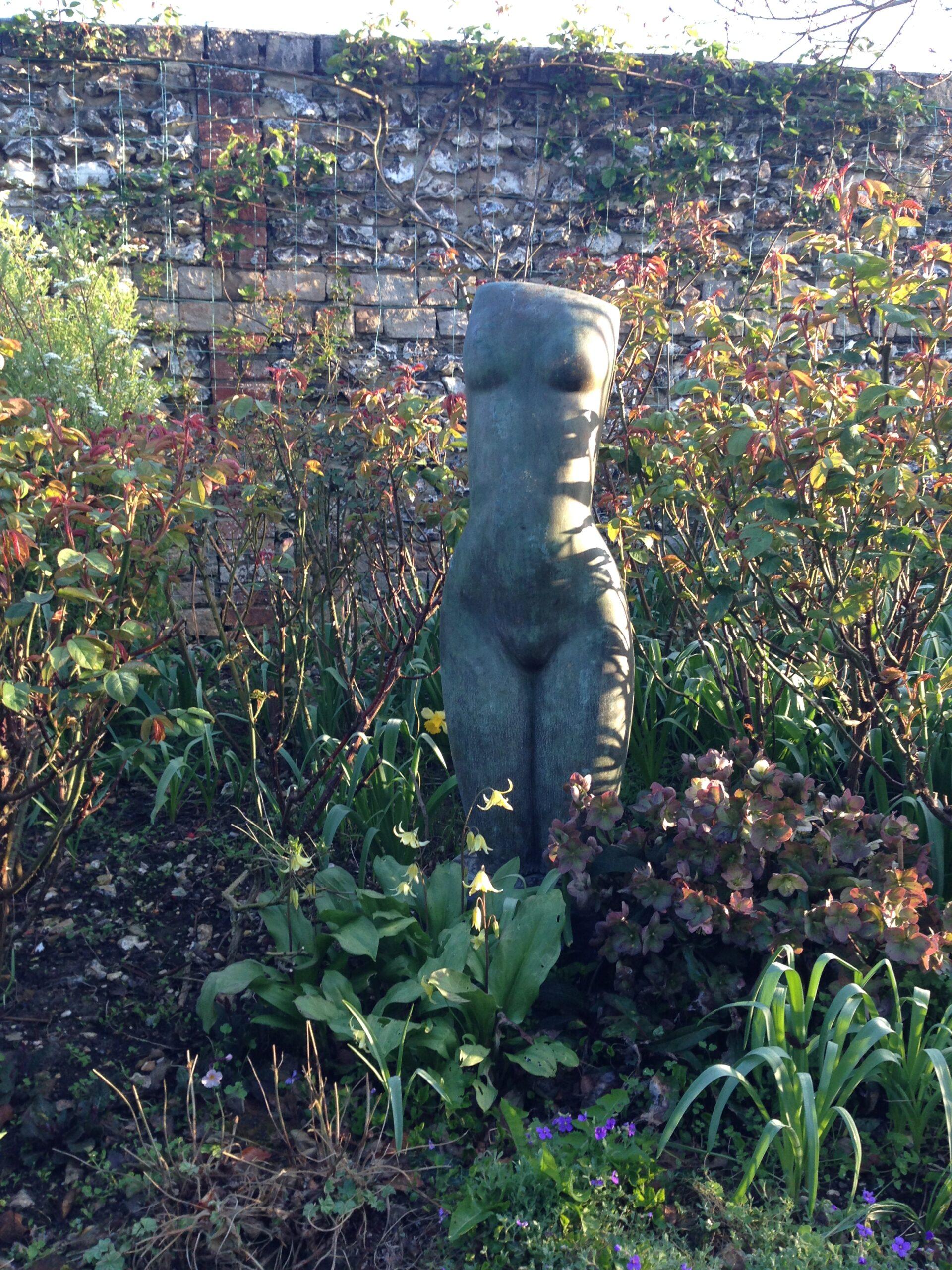 Elizabeth Gage from her Garden