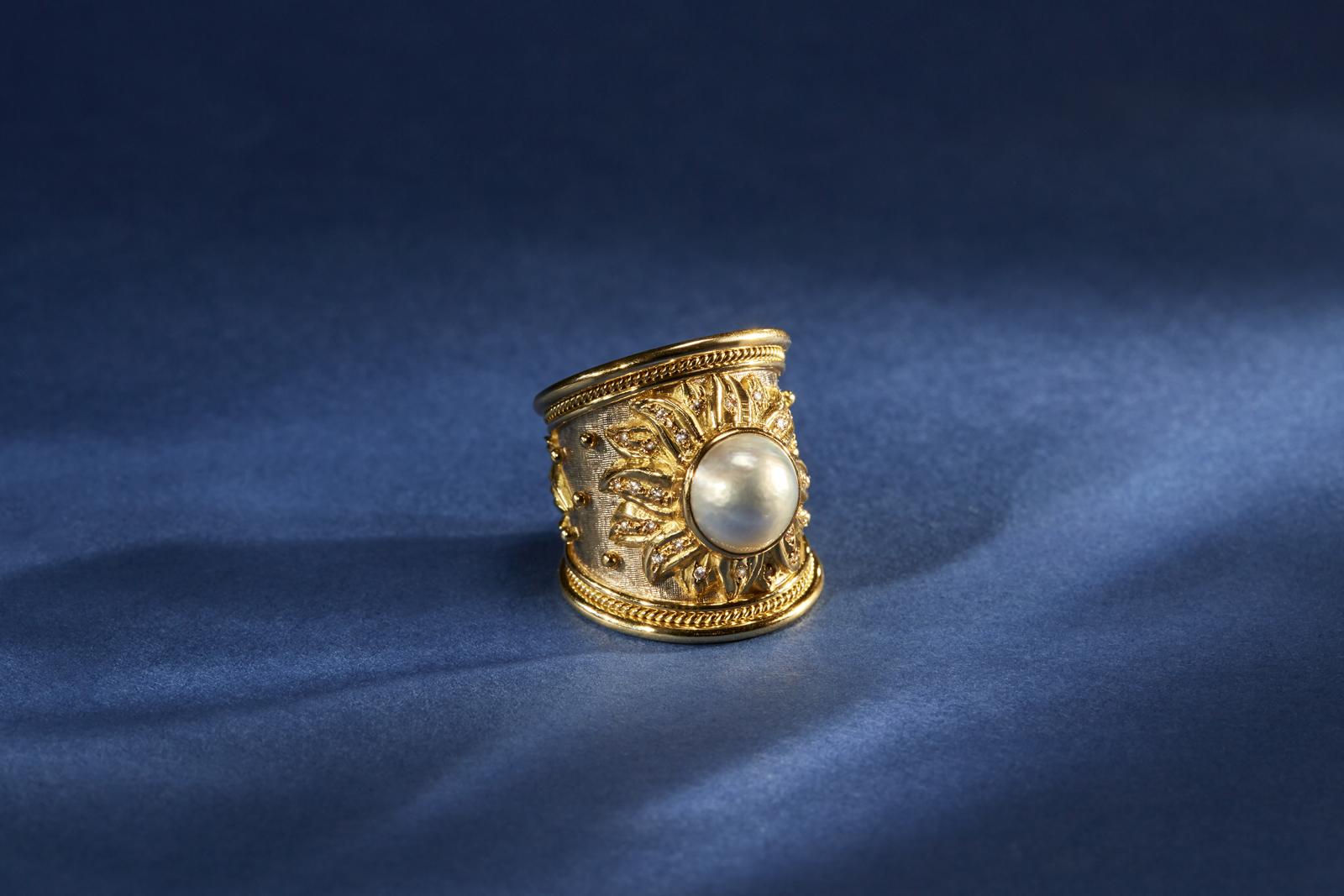 Elizabeth Gage Jewellery