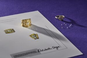 Bespoke jewellery designs