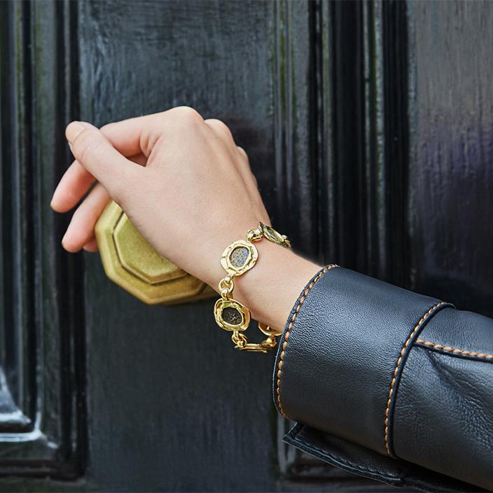 Elizabeth Gage bracelets