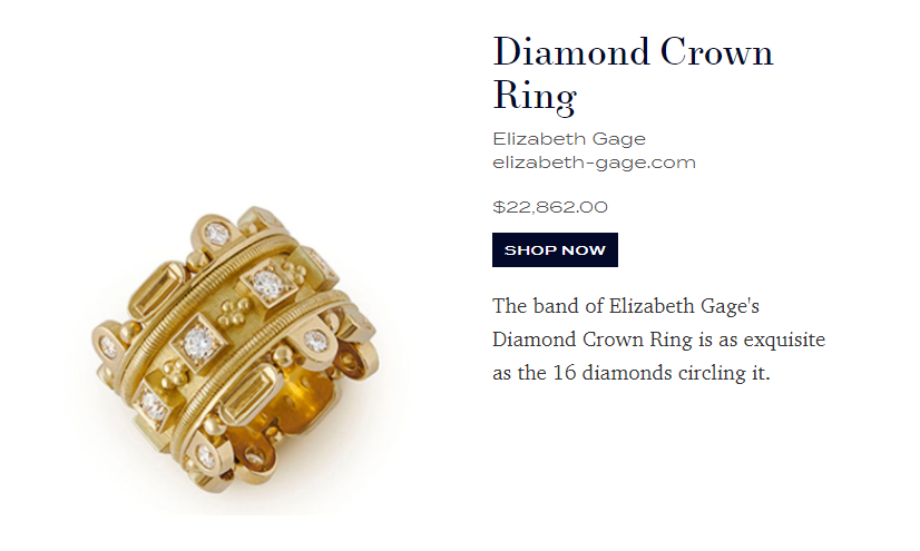 Town & Country US: 25 Unique Engagement Rings to Shop Online